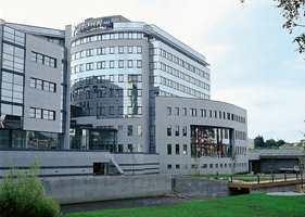 Hotellet er knyttet opp mot Torgbygget, sentralt plassert i Nydalsbyen der 22.000 mennesker vil ha sin arbeidsplass om et par år.