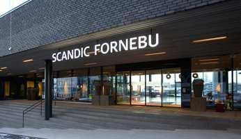 Scandic Fornebu er Scandic-kjedens største hotell i Norge, og et populært kurs- og konferansested.