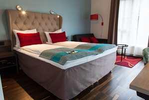 Hotellet i Stavanger sentrum er først og fremst et forretningshotell, med kurs- og konferansemuligheter for opptil 300 personer.