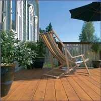 Unngå hvite malingsflekker på det nybeisede terrassegulvet