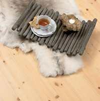 Sliper du ned til nytt treverk kan selv et gammelt gulv se splitter nytt ut!