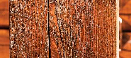 Har treverket en fin glød eller lød? Det er ikke hipp som happ hva man sier.
