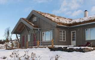 Matte fasader er i vinden og nå kan du også beise hytta matt.