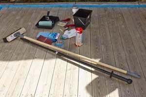 <b>DETTE TRENGER DU:</b> Ha alt nødvendig verktøy for hånden før du starter.
