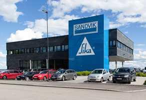 Ny administrerende direktør i Sika Norge AS heter Georg Lind (49). Han kommer fra en overordnet stilling i Sika i Tyskland.