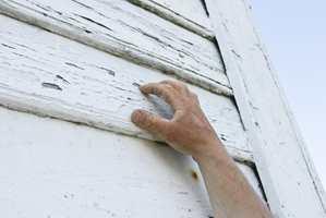 Er det på tide å male huset?
