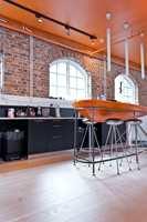 Til arkitektkontorene hos Skaara Arkitekter kommer mange kunder for møter i forbindelse med prosjekter.