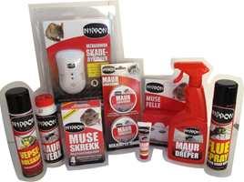 De godt kjente Nippon produktene ble i 2012 overtatt av Kreftig & CO.