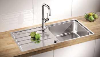 Kjøkkenvasken skal være fin å se på, funksjonell og tilpasset dine behov. Her er tipsene du trenger når du skal kjøpe deg ny kjøkkenvask.