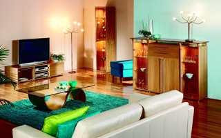 Estetikken blir i langt større grad vektlagt ved valg av møbler i de norske stuer.