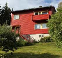 <b>SMAK OG BEHAG:</b> Med blankt eller matt avgjør du også om huset skal «stråle» som nymalt. (Foto: Bjørg Owren/ifi.no)
