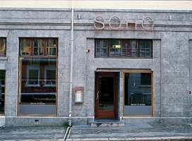 Soho kitschen & lounge i Håkonsgaten 27