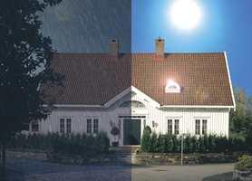 Vårt nordiske klima har i alle år vært en utfordring for malingsprodusentene.