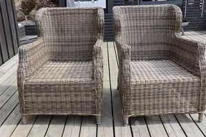 Rene og pene stoler