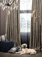 <b>PRIVATE HULE:</b> Lange gardiner gir deg det privatlivet du trenger.