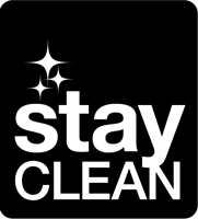 <b>UTMERKET:</b> Alle gulv som har fått den nye beskyttelsen, er merket med Stay Clean-symbolet.