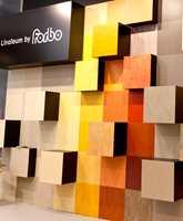 Forbo kommer med oppdaterte farger og mønstre i linoleum-kolleksjonene.