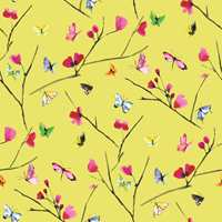 Nå er det sommerfugler som står på tapetet.  Dette er fra Storeys.