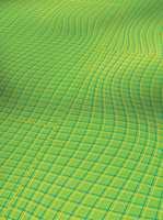 Et 3D-gulv kan være kult på barnerommet eller tøft på et ungdomsrom.