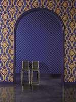 De tradisjonelle barokke ornamenter i