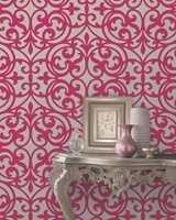 Lag gjerne litt dramatikk med dristige farger og mønstre. Dette er fra kolleksjonen Zara fra Storeys.