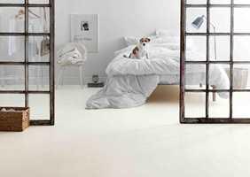 Tango Ask Ivory har det helt hvite gulvet mange etterspør.