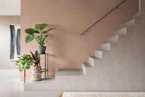 <b>ENTRÉ:</b> Tapet passer i alle rom. Velg farge, mønster og kvalitet som passer rommet. Dette tapetet er fra kolleksjonen Bazar fra Borge.