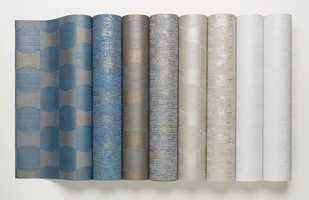 <b>MULIGHETER:</b> Tapet er mer enn farge, her er det muligheter til å skape atmosfære og egen stil. Her er tapeter fra kolleksjonen Grace fra Storeys.