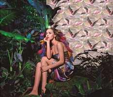 Ta jungelen inn og føl deg i ett med naturen, frister nederlandske designere fra Vatos.