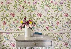 Porcelain Garden og andre kolleksjoner med fugler og blomster er populære hos INTAG - Interiøragenturer J. Sveen.
