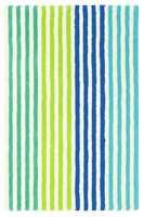 Boogie Woogie: Et oppløftende stripete mønster i en strålende fargepallett.