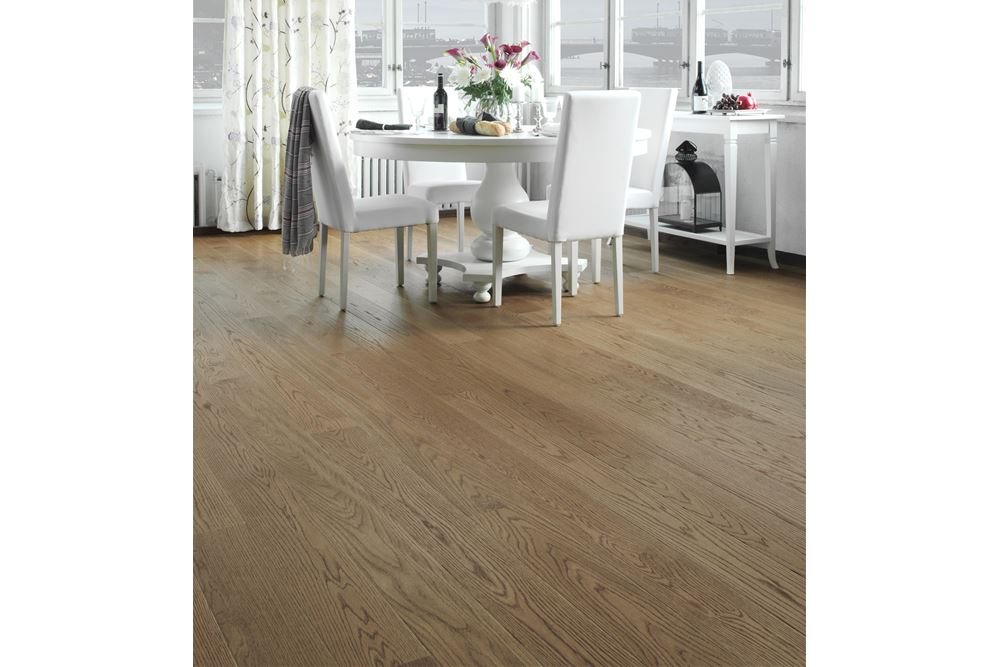Epoque Oak Praline Brushed fra Tarkett.