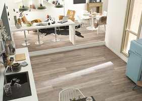 Rom som passer til denne type gulv kan være alt fra gang, vindfang, stue, kjøkken, til barnerom.