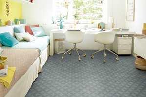 <b>HOLDBART:</b> Et lekent gulv kan også være holdbart. Det trenger ikke