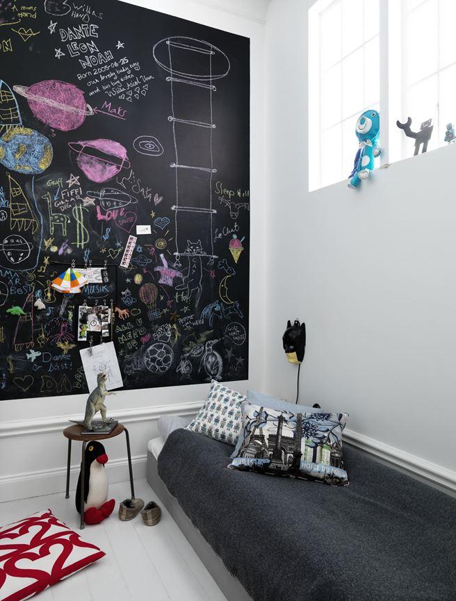 Smarte veggtips til barnerommet   ifi.no