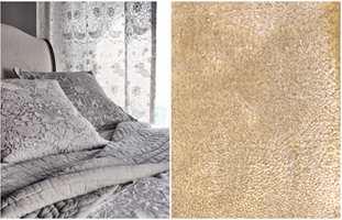 <b>SOMMERFØLELSE:</b> Med teppe på gulvet og lette tekstiler får man litt sommerfølelse hver morgen. (Foto: INTAG og Bjørg Owren/ifi.no)