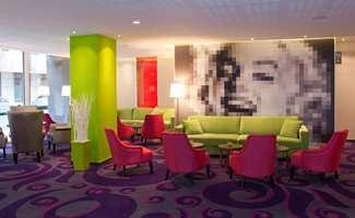 Thon Hotel EU i Brussel.