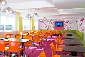 Thon Hotel Munch - spisesal