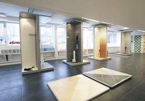Den nye Höganäs-forretningen i Oslo retter seg nå også mot vanlige forbrukere.