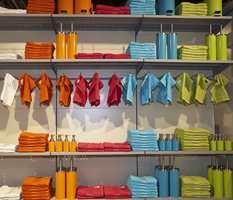 2006 preges av friske farger - tilleggsutstyr gir helhetlige løsninger.