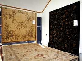 Bedre kvaliteter: Håndknyttede tepper fra Tibet med de lange ullfibre fra det tibetanske høyland.