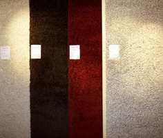 Flosstepper varierer fra kortfloss på 2 cm til langfloss på 10 cm. De lages både håndknyttet og industrielt, i ren ull eller syntetisk fiber.