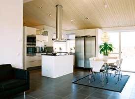Hele hus kan nå bli miljømerket - her fra utbyggeren Skanska.