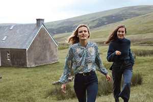 <b>H&M:</b> I fjor høst dukket Morris friskt opp på bluser og kjoler fra Hennes og Mauritz.
