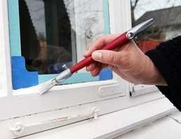 Smarte pensler gjør malerjobben enklere. Flere strøk gir også et varig resultat.