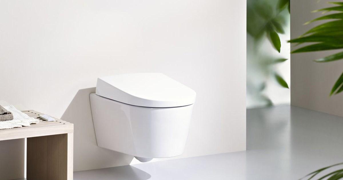 Toalettet som sier «spa»   ifi.no