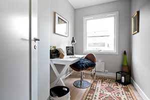 <b>ETTER: </b> ... ble til et ryddig rom i klassisk stil. (Foto: Creative Living)