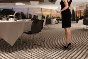 Top Tile - Bergo Floorings nyhet på den store BAU messen i Tyskland i januar