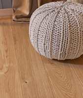 Lunt og naturlig: Tregulv, gjerne massiv plank eller enstavs parkett, er blant nordmenns førstevalg.