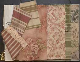 Shabby romantikk: Falmede farger er en annen karakteristikk av denne stilen. Mønstrene skal være nydelig tegnet. Nærmest et lite kunstverk. (Green Apple AS)